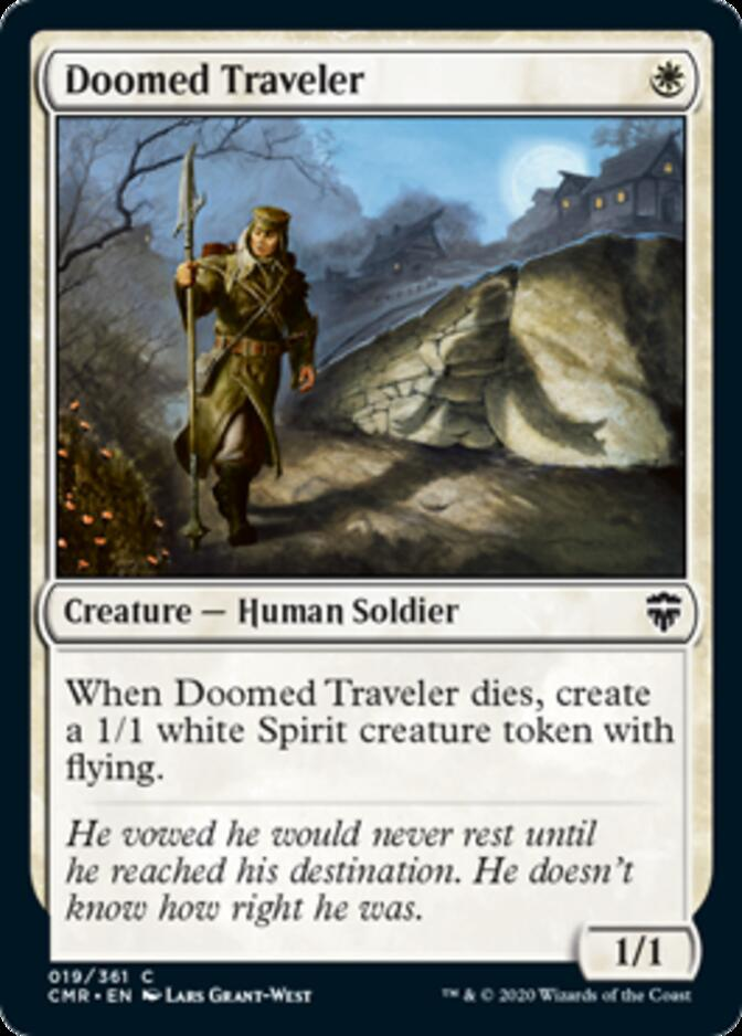 Doomed Traveler [CMR]