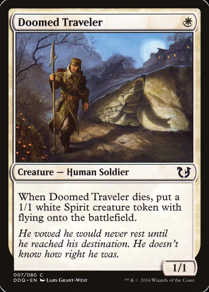 Doomed Traveler [DDQ]