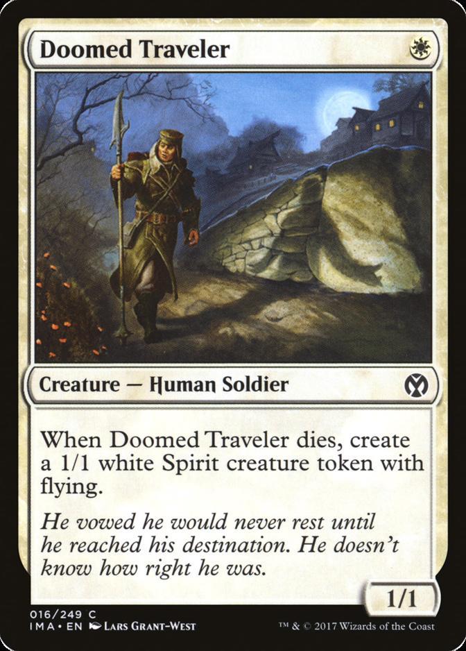 Doomed Traveler [IMA]