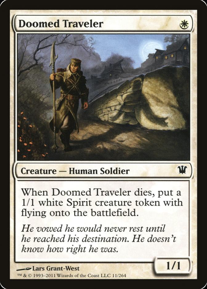 Doomed Traveler [ISD] (F)
