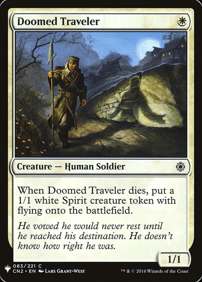 Doomed Traveler [MB1]