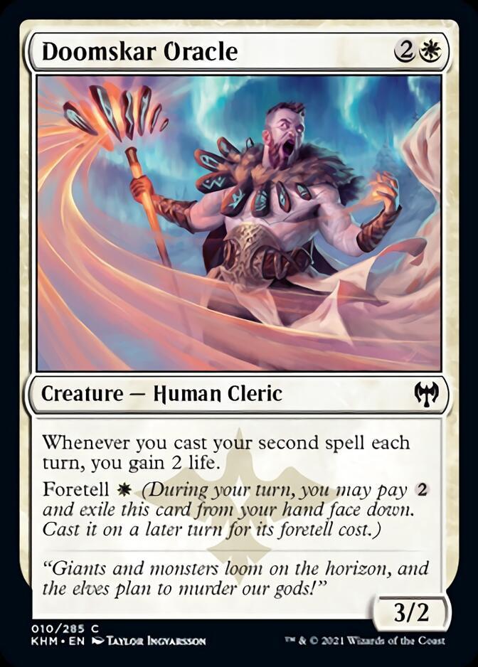 Doomskar Oracle [KHM]