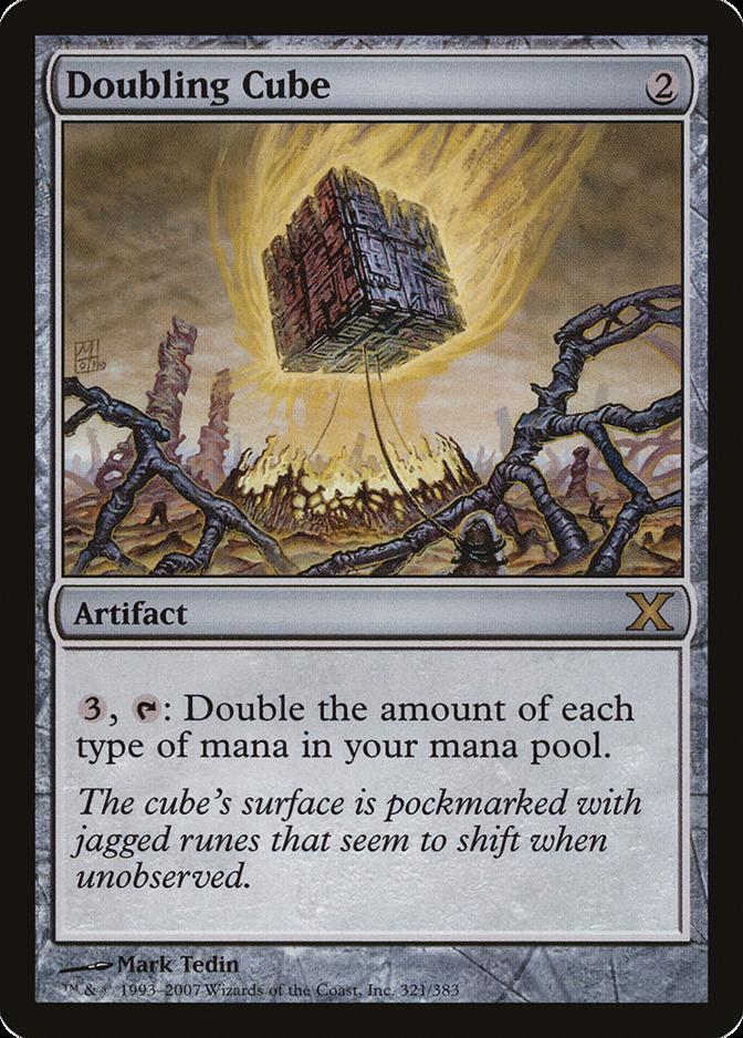 Doubling Cube [10E]