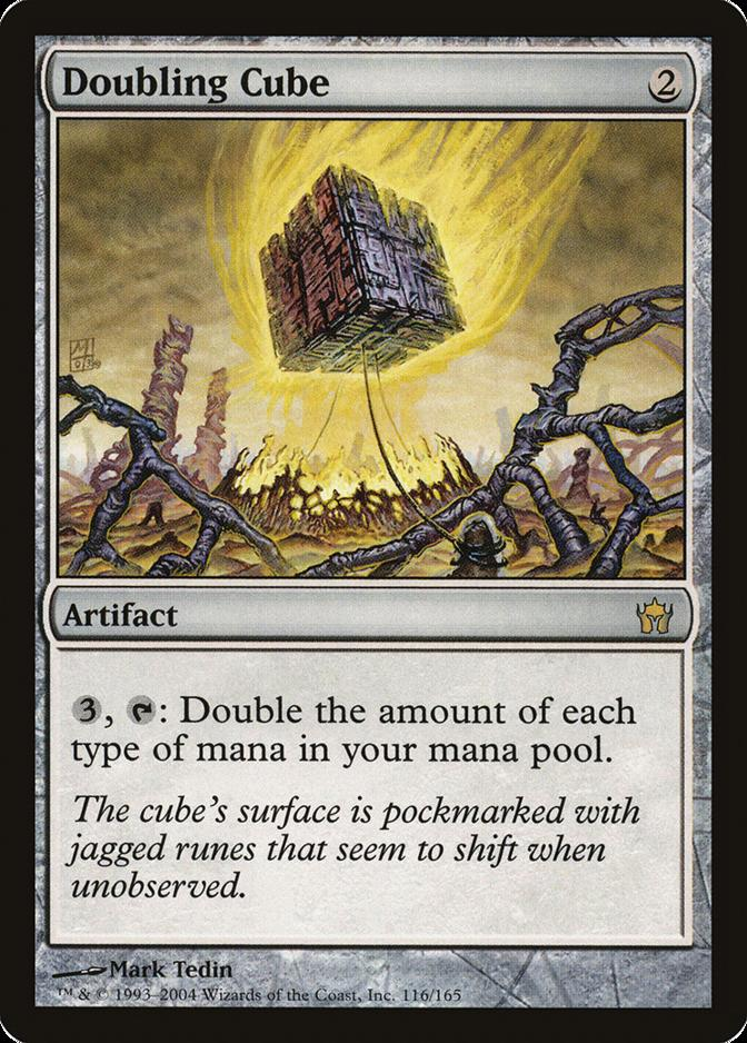 Doubling Cube [5DN]