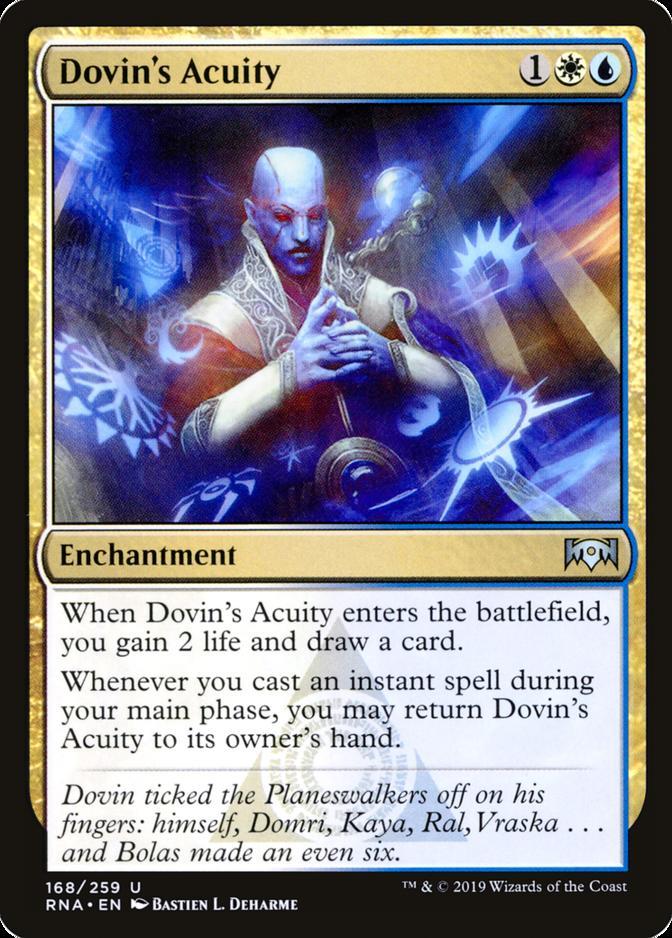 Dovin's Acuity [RNA]