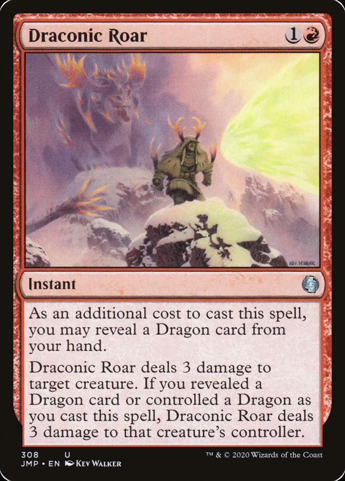 Draconic Roar [JMP]