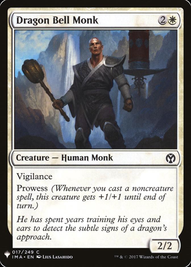 Dragon Bell Monk [MB1]