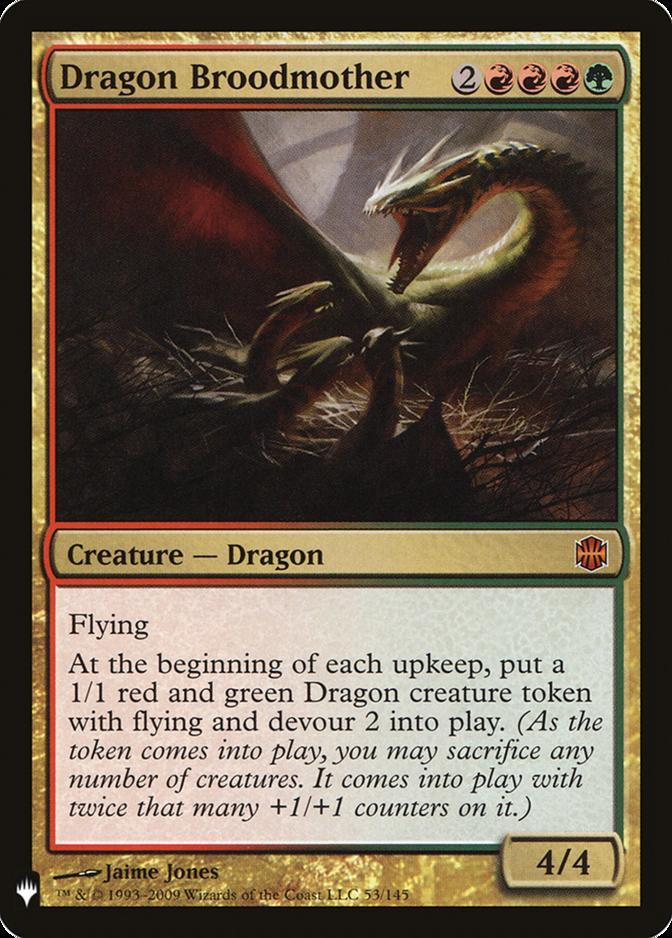 Dragon Broodmother [MB1]