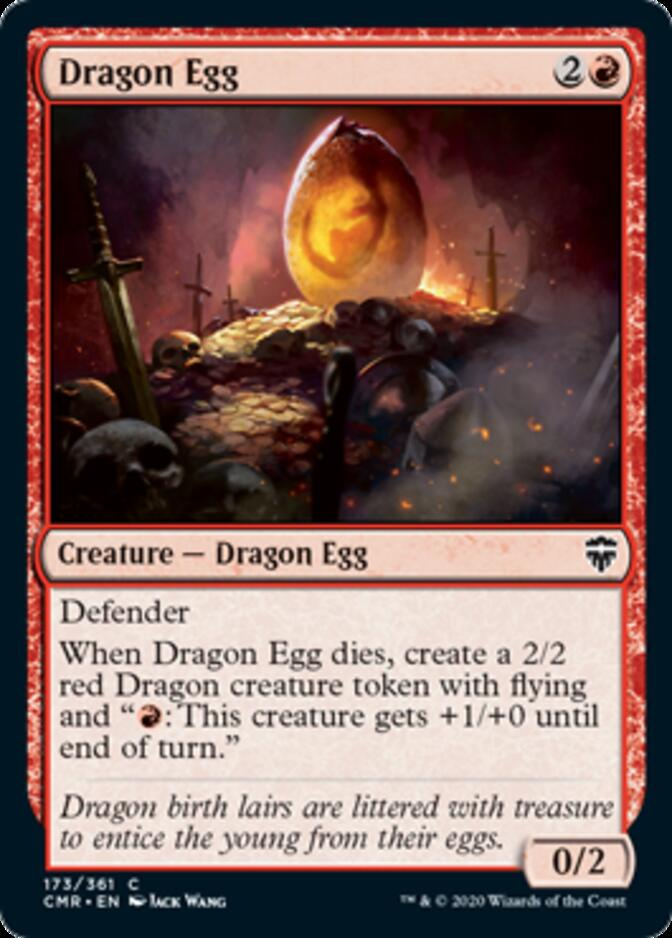 Dragon Egg [CMR]