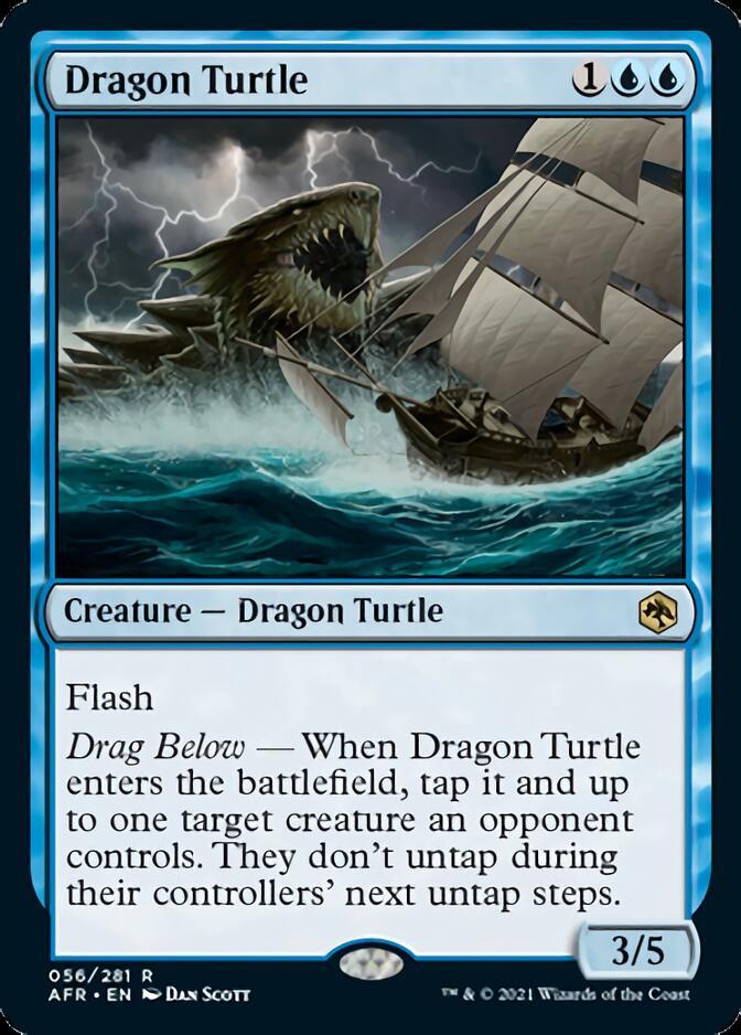 Dragon Turtle [AFR]