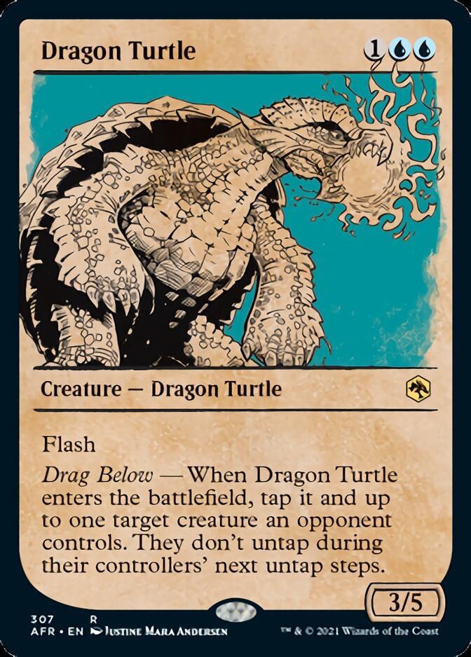 Dragon Turtle <showcase> [AFR]