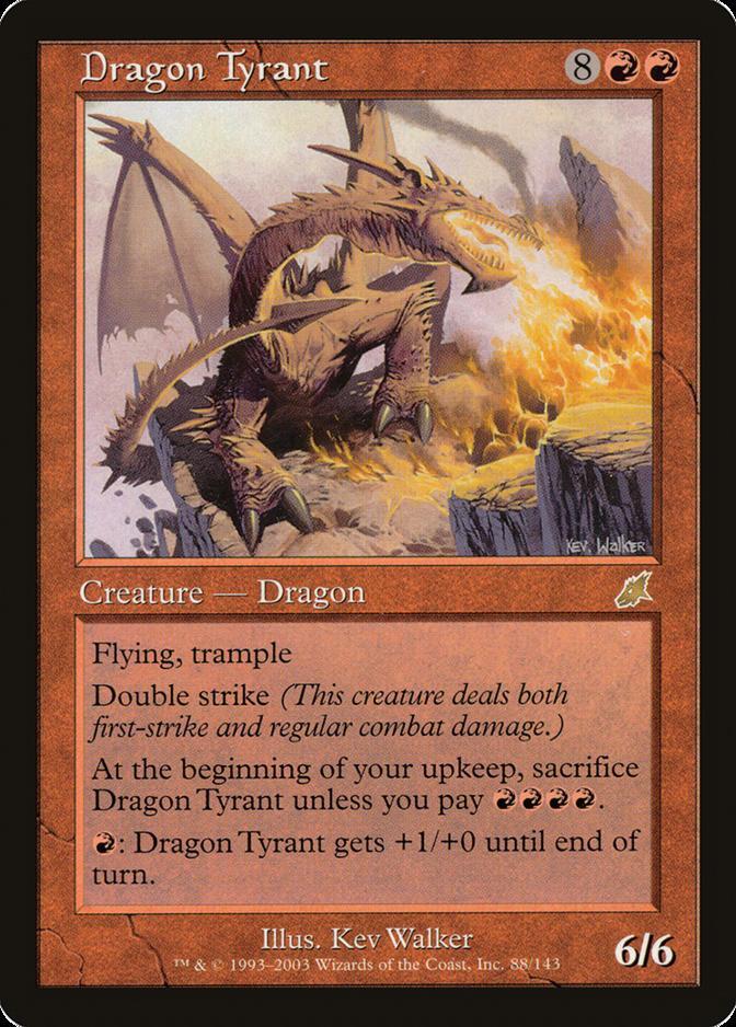 Dragon Tyrant [SCG]