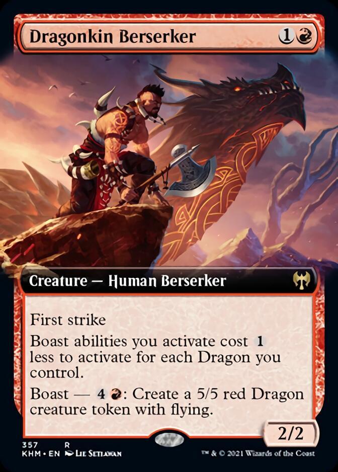 Dragonkin Berserker <extended> [KHM]