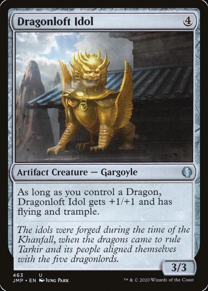 Dragonloft Idol [JMP]