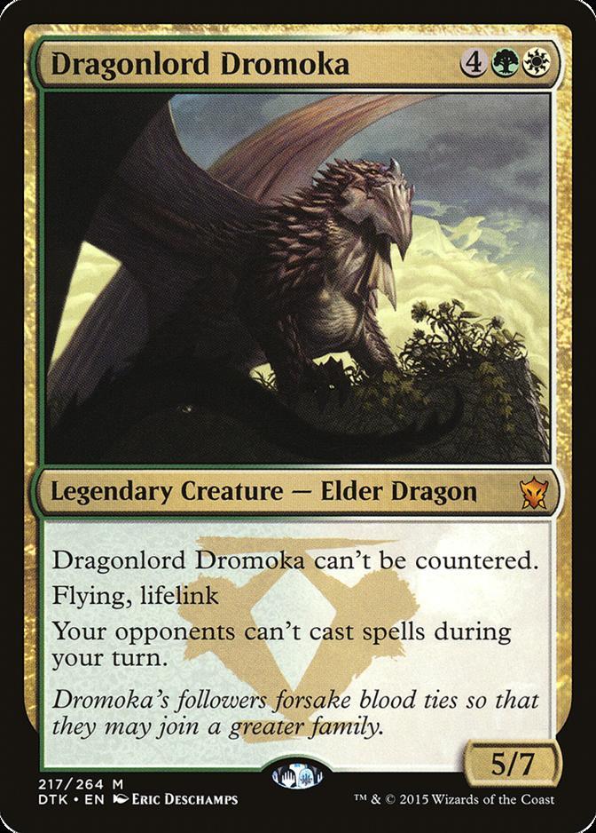 Dragonlord Dromoka [DTK]
