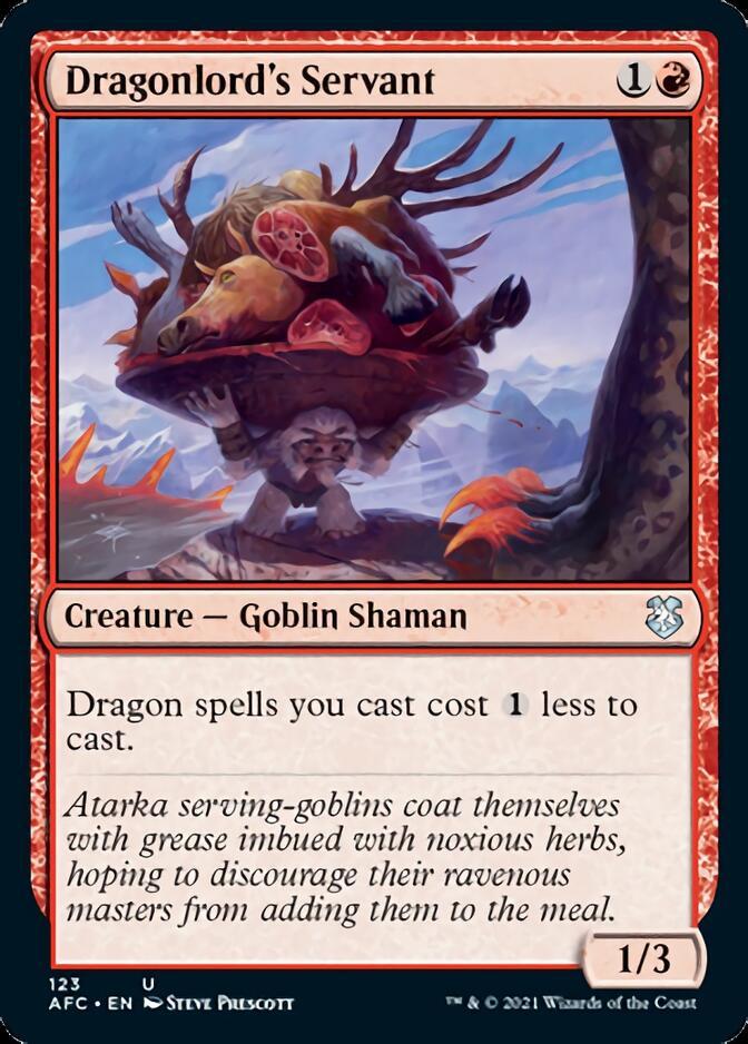 Dragonlord's Servant [AFC]