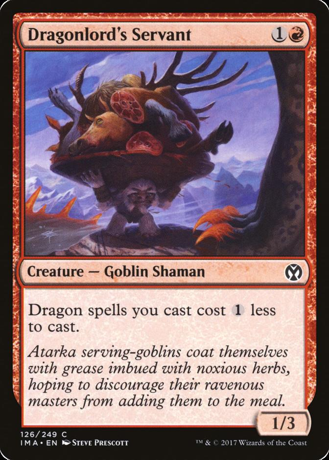 Dragonlord's Servant [IMA]