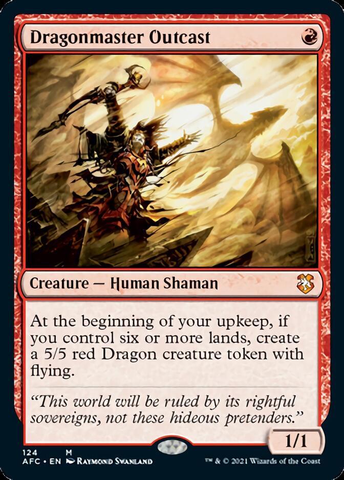 Dragonmaster Outcast [AFC]