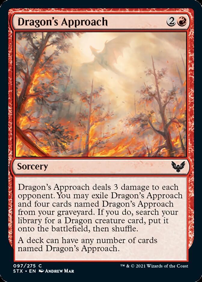 Dragon's Approach [STX]