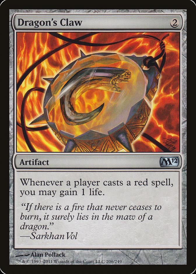 Dragon's Claw [M12]