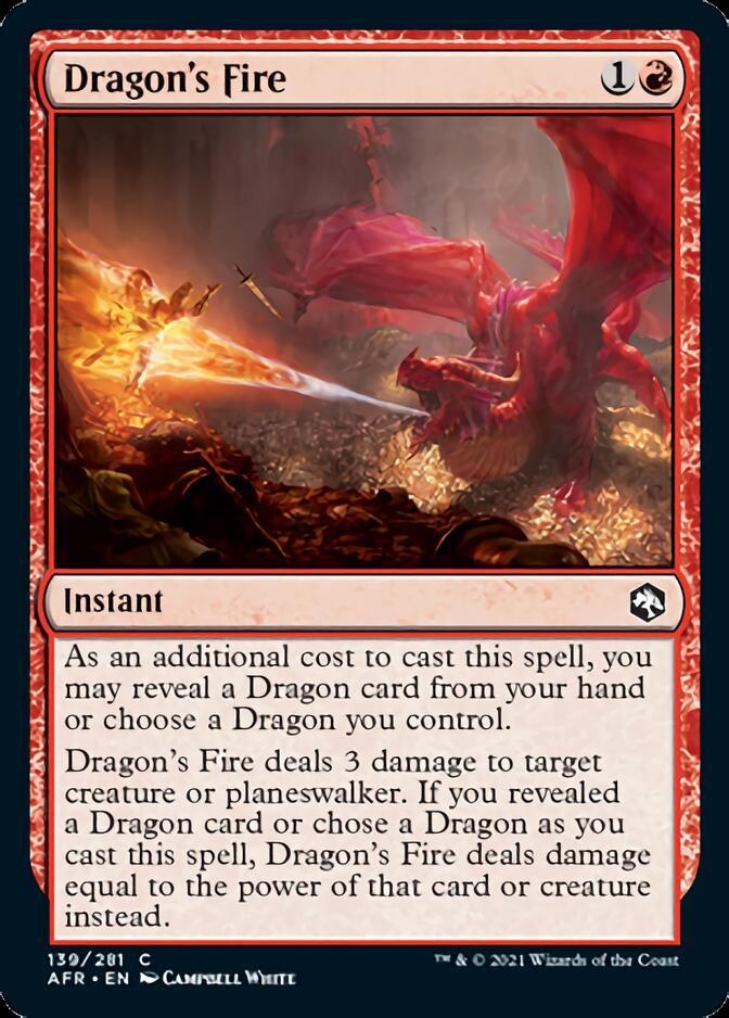 Dragon's Fire [AFR]