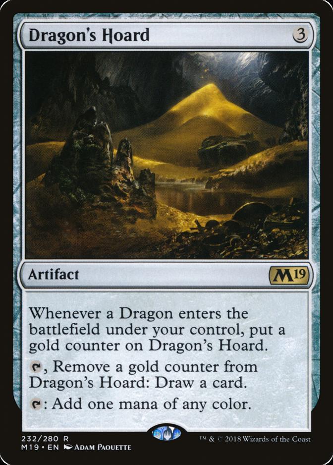 Dragon's Hoard [M19]