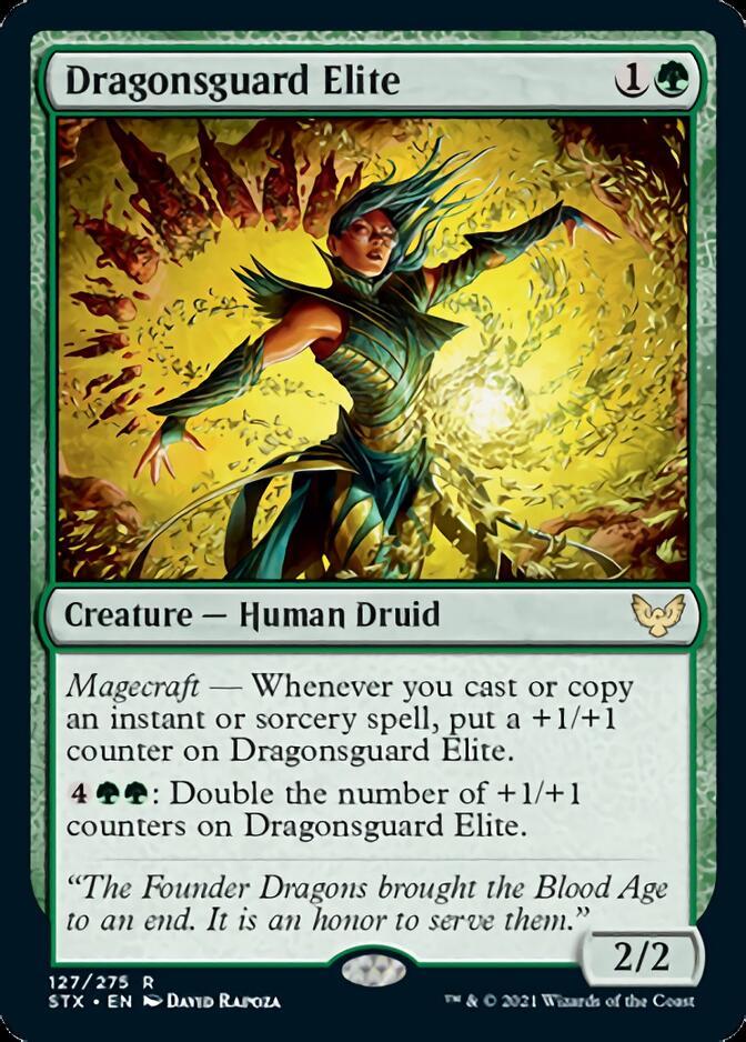 Dragonsguard Elite [STX]
