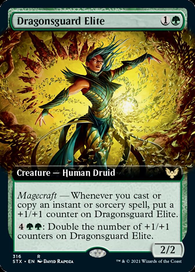 Dragonsguard Elite <extended> [STX]