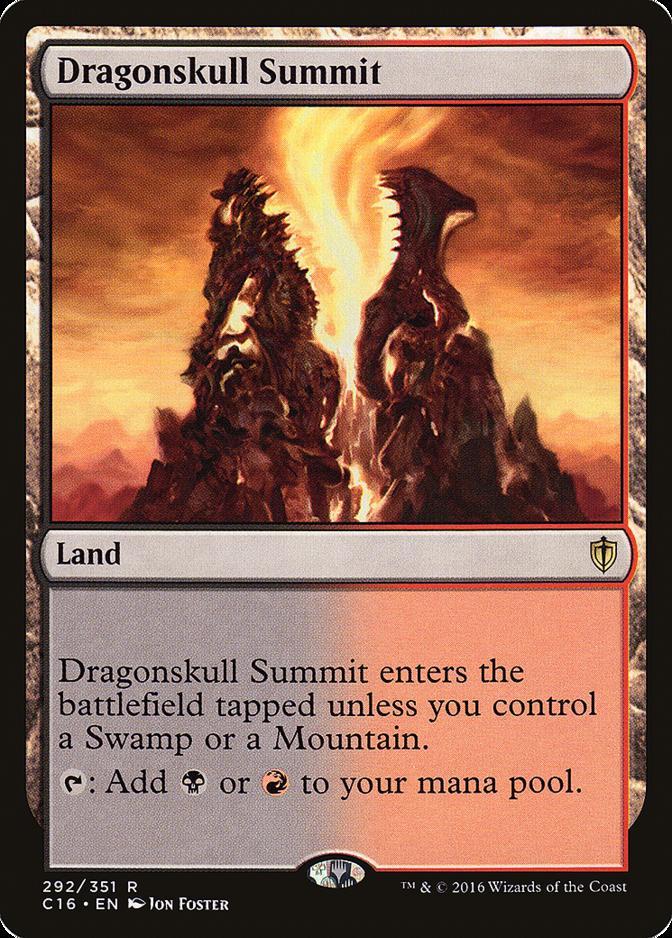 Dragonskull Summit [C16]