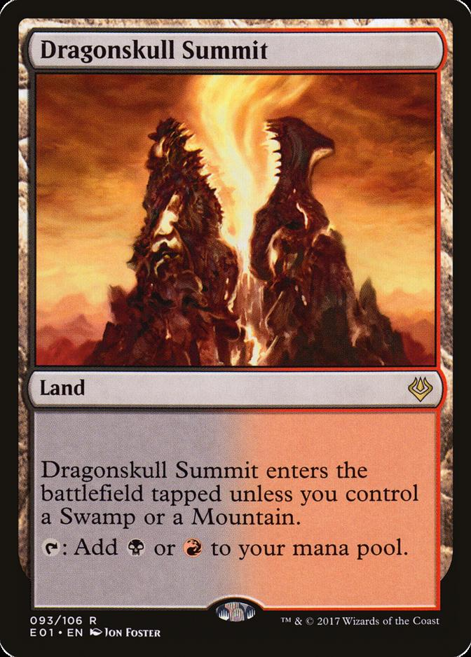 Dragonskull Summit [E01]