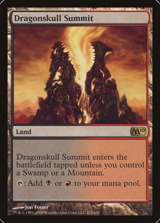 Dragonskull Summit [M10]