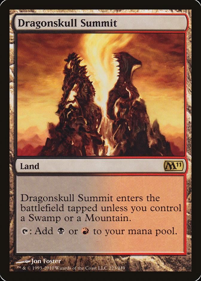 Dragonskull Summit [M11]
