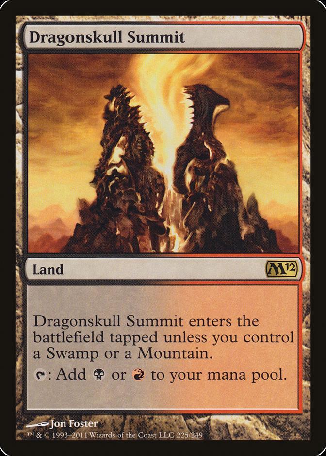 Dragonskull Summit [M12] (F)
