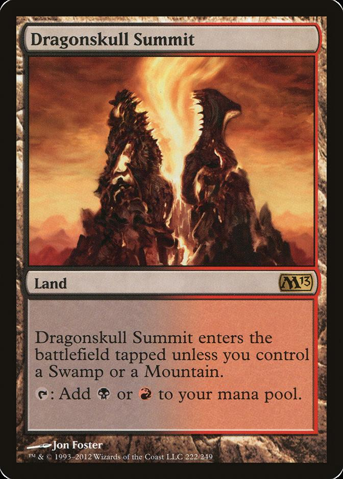 Dragonskull Summit [M13] (F)
