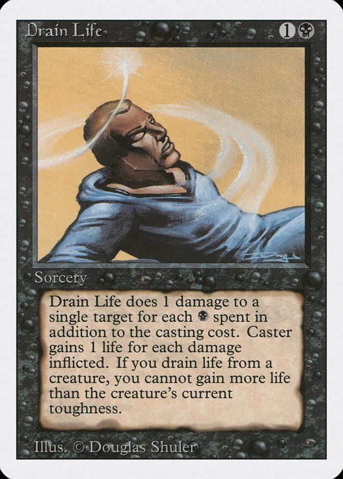 Drain Life [3ED]
