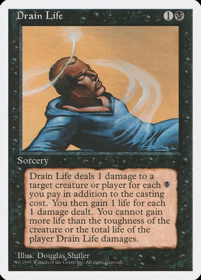 Drain Life [4ED]