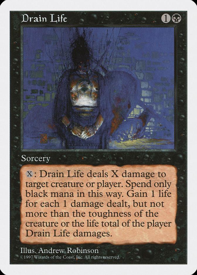 Drain Life [5ED]