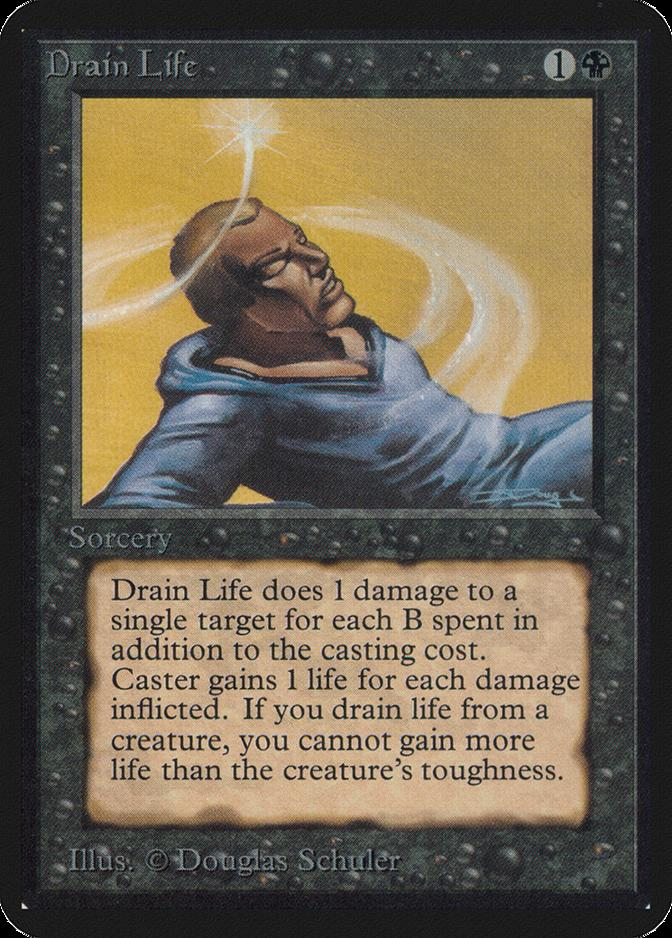 Drain Life [LEA]