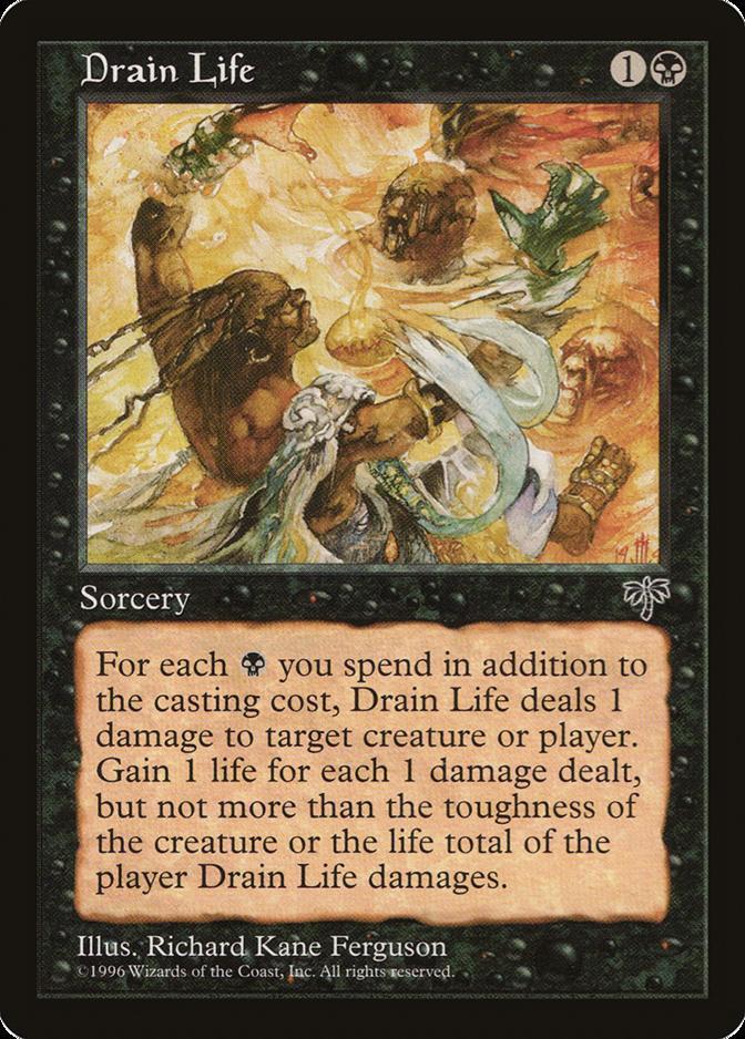 Drain Life [MI] (F)