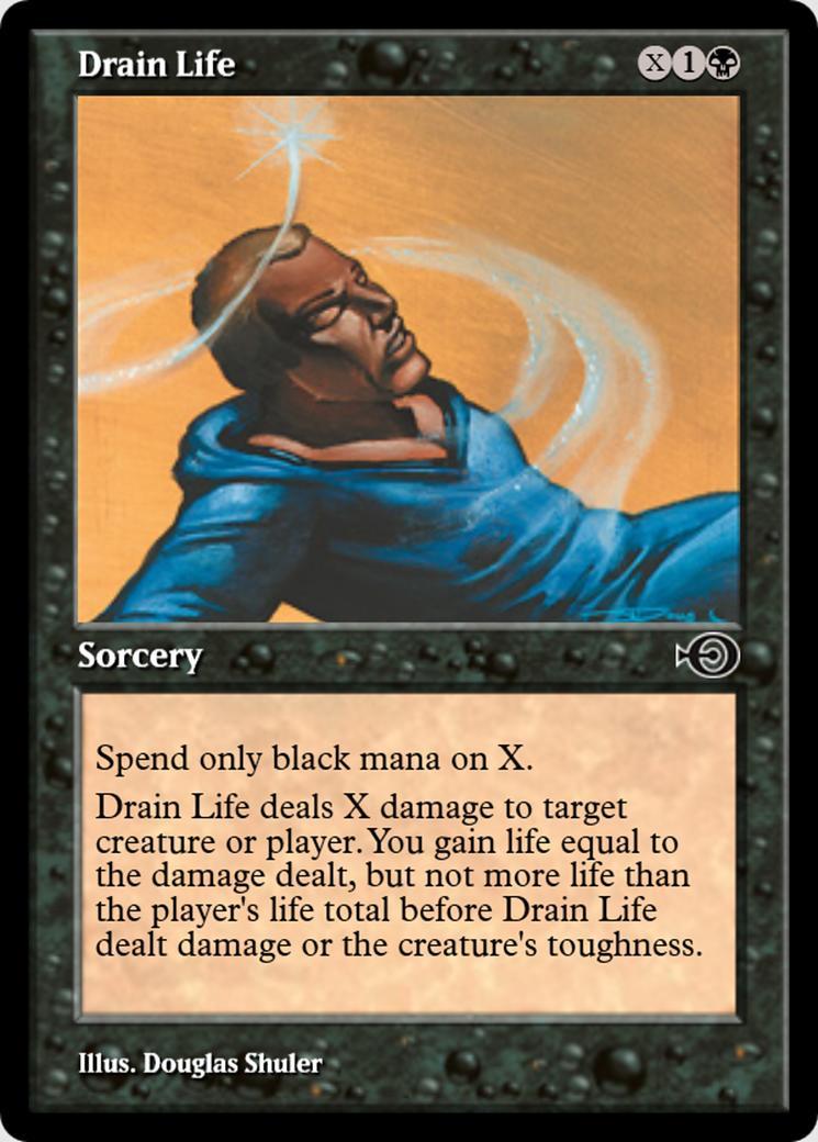 Drain Life [PRM]