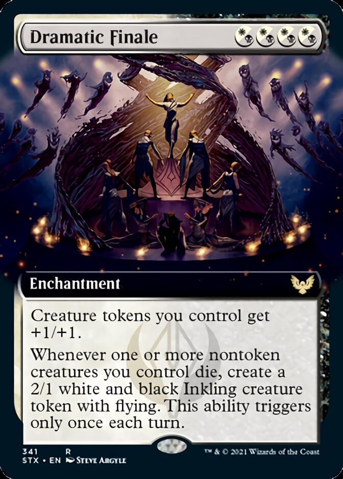 Dramatic Finale <extended> [STX]