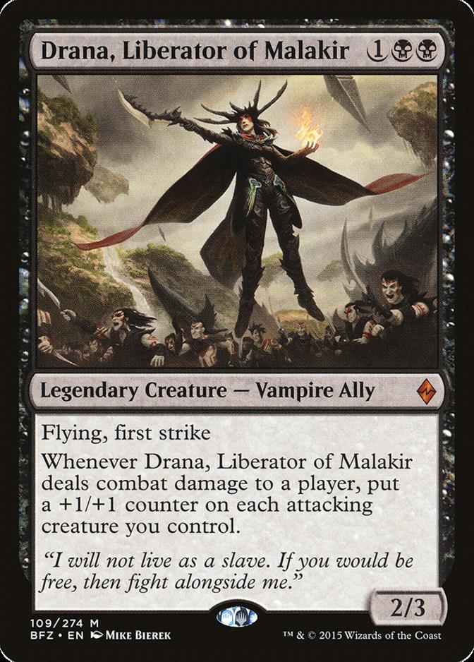 Drana, Liberator of Malakir [BFZ]