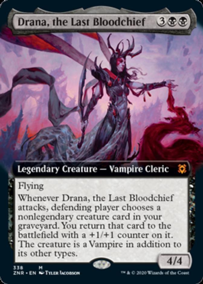 Drana, the Last Bloodchief [PZNR]