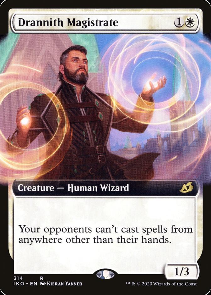 Drannith Magistrate [PIKO]