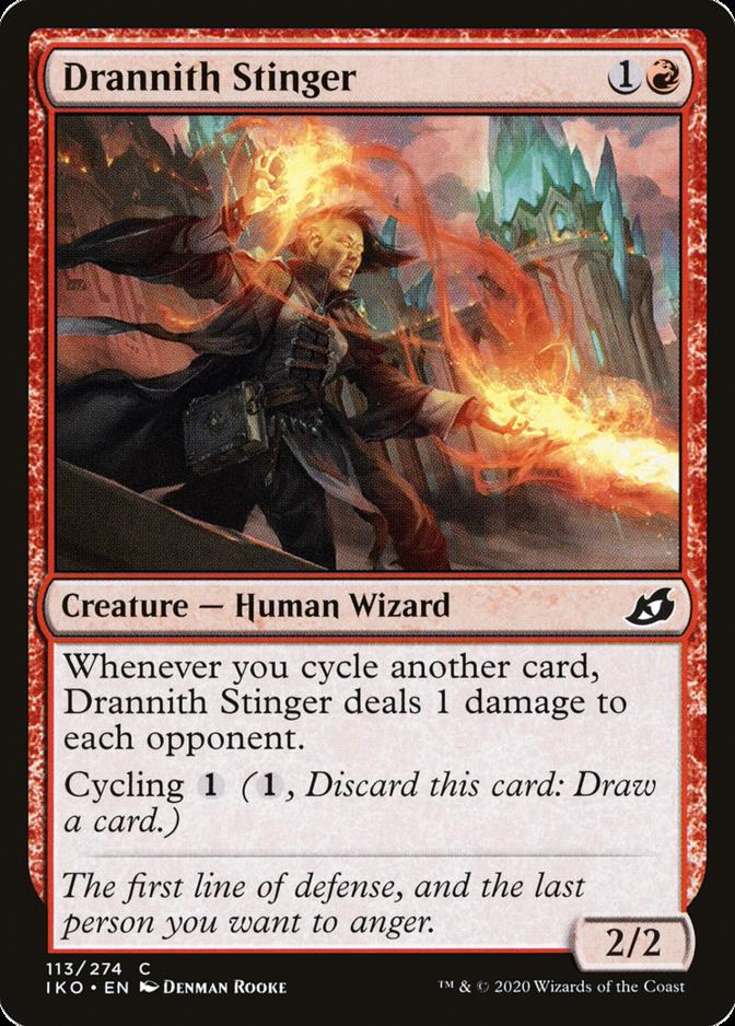 Drannith Stinger [IKO]