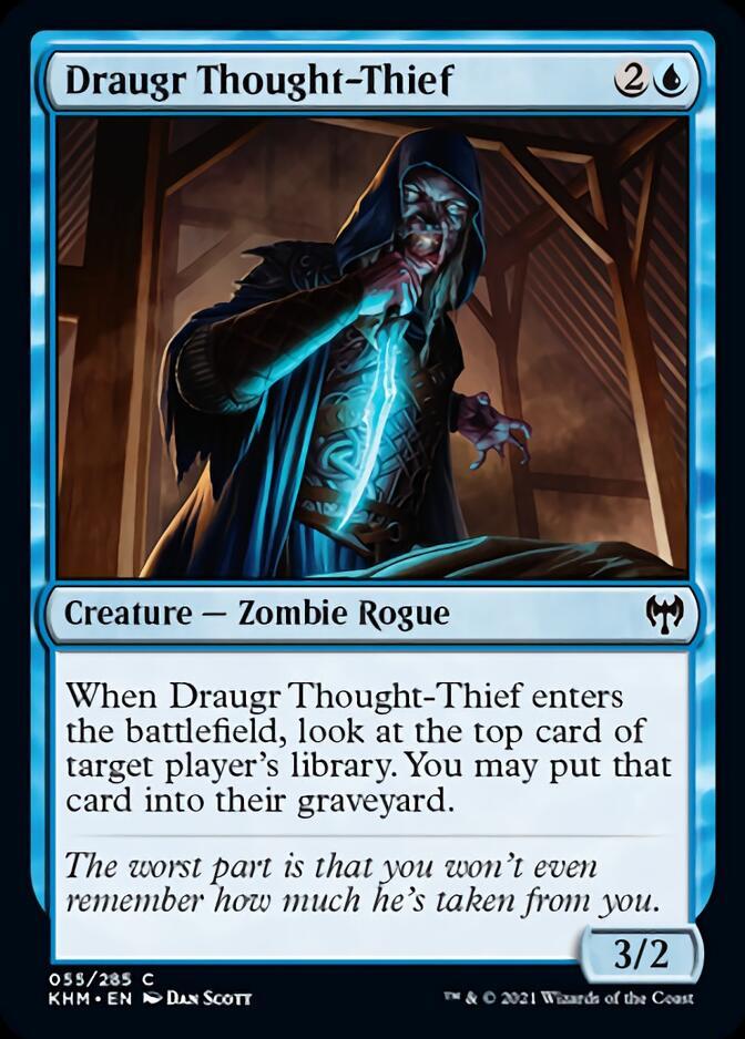 Draugr Thought-Thief [KHM]