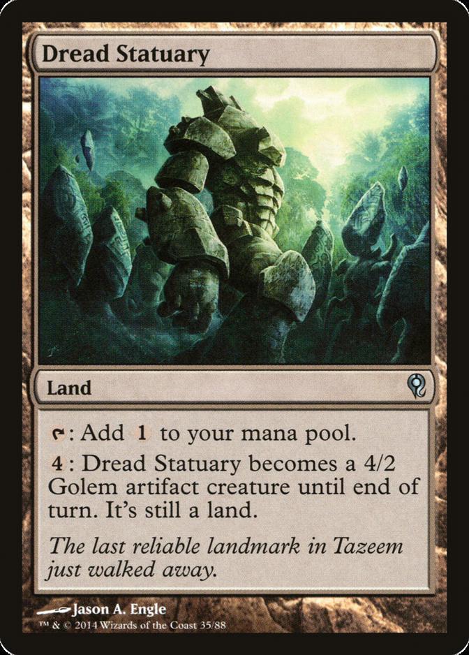 Dread Statuary [DDM]