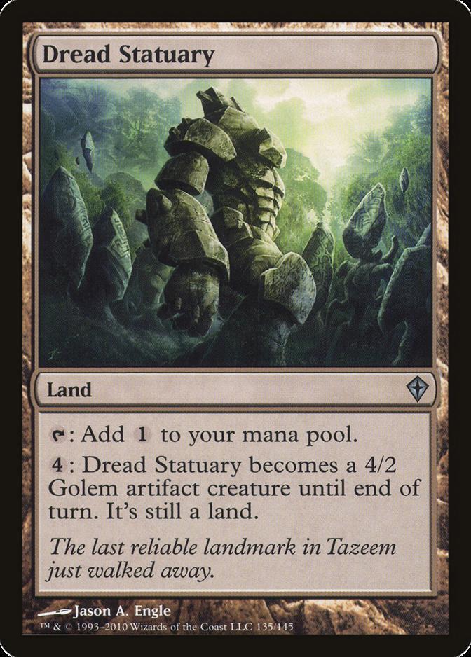 Dread Statuary [WWK]