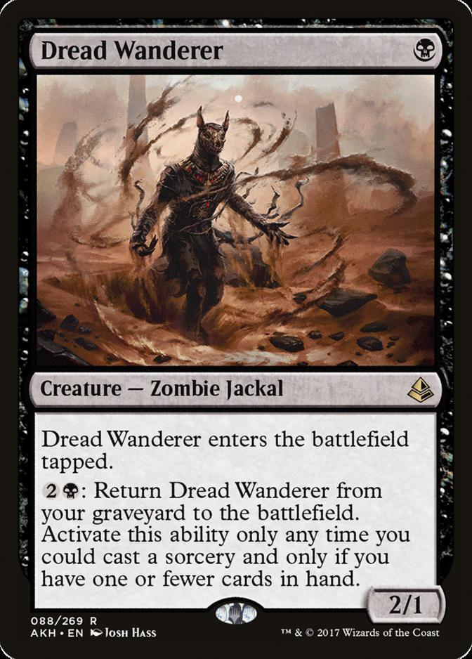 Dread Wanderer [AKH]
