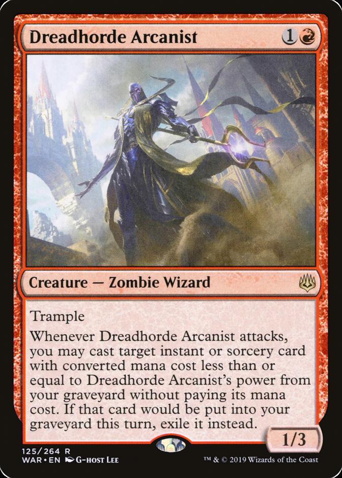 Dreadhorde Arcanist [WAR]